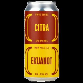 50/50 Citra & Ekuanot