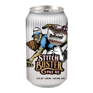 Stitch Buster Pale Ale