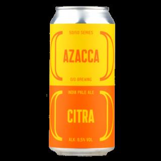 50/50 Azacca & Citra