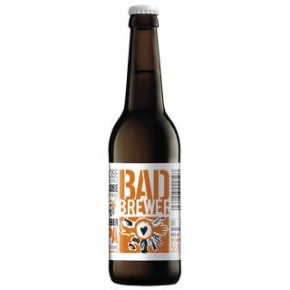 Bad Brewer Amber IPA