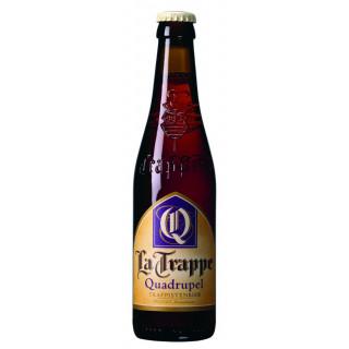 LA Trappe Quadrupel formato da 33cl