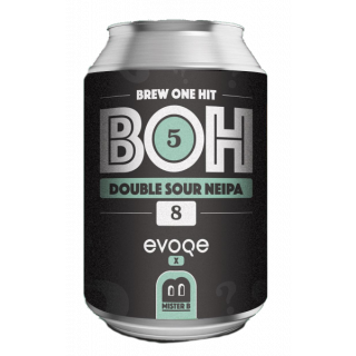 BOH 5 Double Sour NEIPA