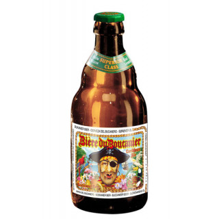 Bière Du Boucanier Caribbean Ale formato da 33cl