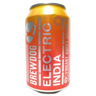 Brewdog - Electric India