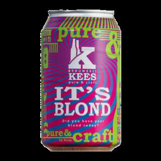 It's A Blond