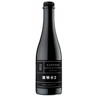 Cantina BW02 - Barrel Aged Imperial Sweet Stout