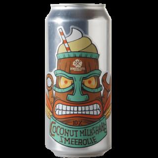 Smeerolie Coconut Milkshake