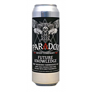 Future Knowledge Farmhouse Sour Ale
