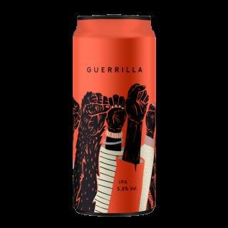 Crak Brewery Guerrilla
