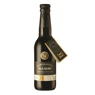 Harviestoun Brewery Ola Dubh 12 Years Old da 33cl