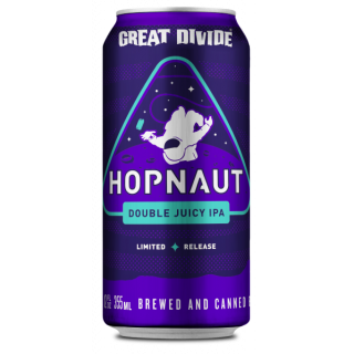 Hopnaut Double Juicy IPA