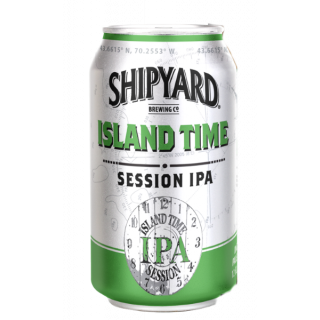 Island Time Session IPA