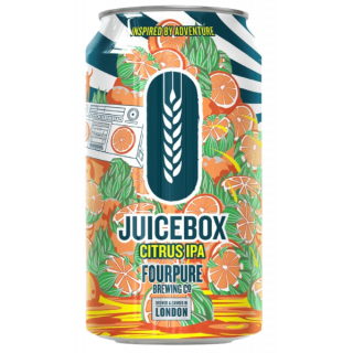 Fourpure Juicebox lattina 33cl