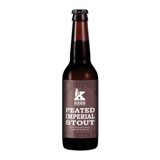 Kees - Peated Imperial Stout