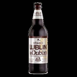 Lublin to Dublin 2017