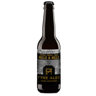 Mills and Hills Bourbon BA