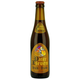 Pater Lieven Bruin 33cl
