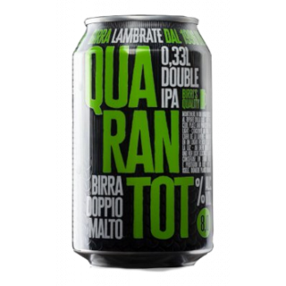 Quarantot lattina 33cl