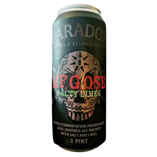 Paradox MF Gose Salty Limes