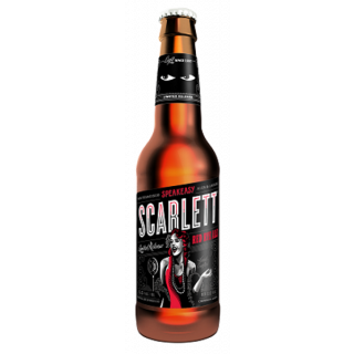 Speakeasy Scarlet Red Rye Ale