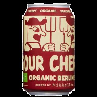 Mikkeller Organic Berliner Weisse Sour Cherry