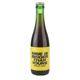 To Øl MIne is Bigger Than Yours - Barley Wine