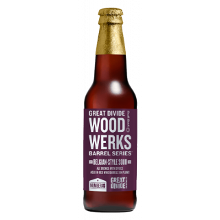 Wood Werks #5 Barrel Aged Sour