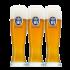 HB Bicchiere Weiss Elegante 50cl