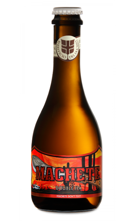 Birrificio del Ducato Machete Double IPA