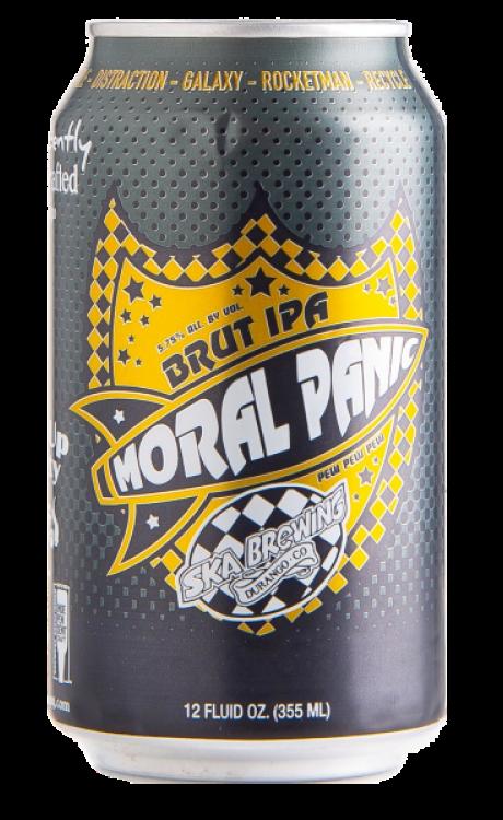 Moral Panic Brut IPA