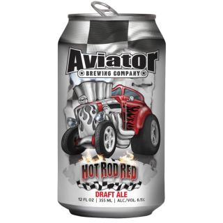 Hot Rod Red Draft Ale
