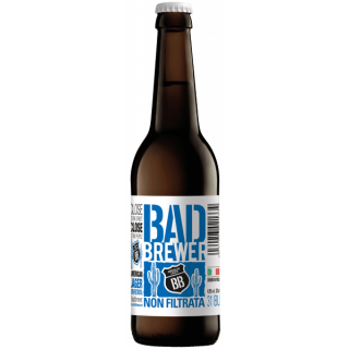 Bad Brewer American Lager