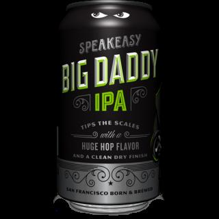 Big Daddy IPA lattina