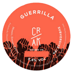Crak Brewery - Guerrilla