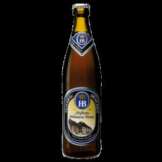 Hofbräu Schwarze Weissbier
