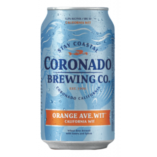 Coronado - Orange Avenue Wit