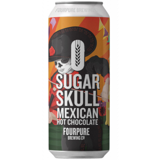 Fourpure Sugar Skull