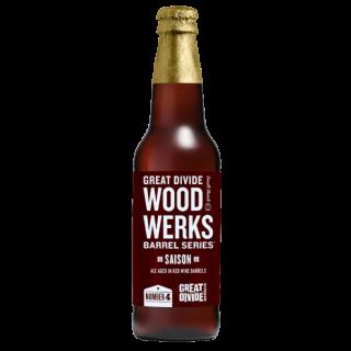Wood Werks #4 Barrel Aged Saison