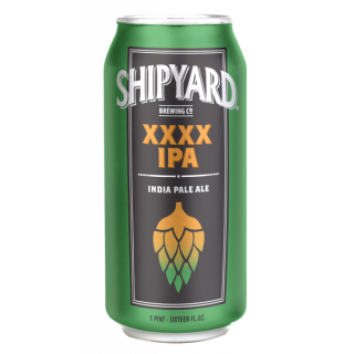 Shipyard XXXX IPA
