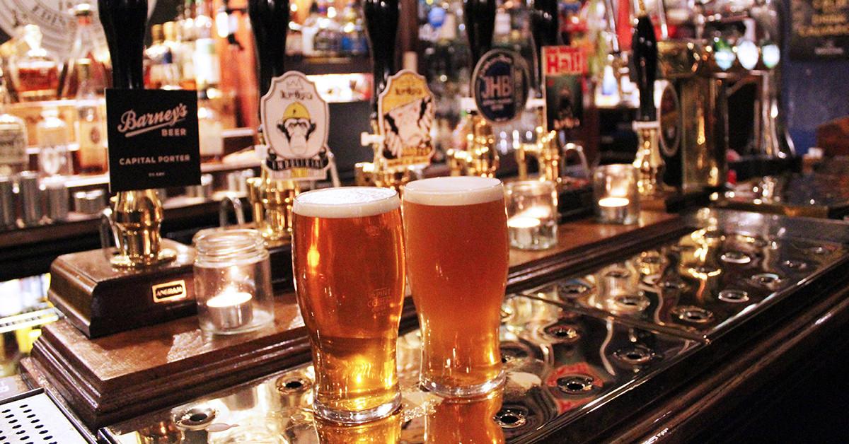 Una notte a Edimburgo: 3 locali dove bere buona birra