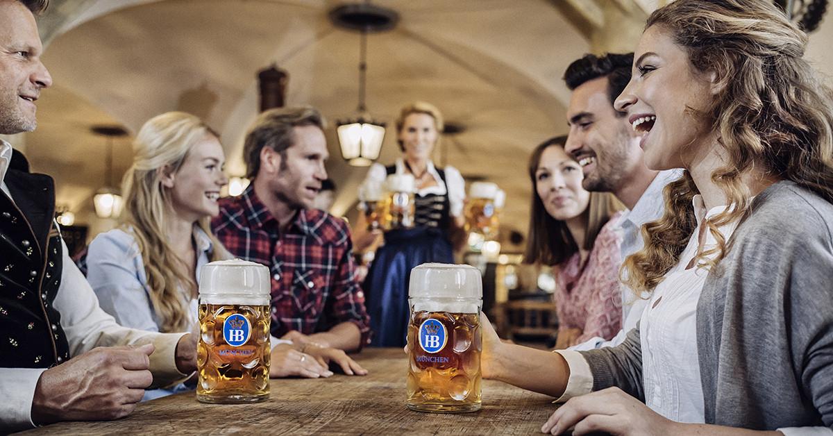 Hofbräu München, HB, storia e curiosità del più famoso birrificio tedesco