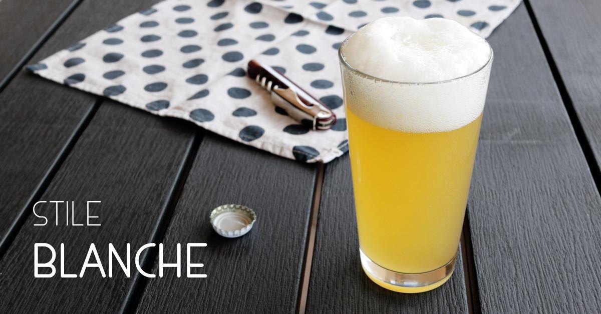 Birra stile Blanche: caratteristiche e abbinamenti cibo consigliati