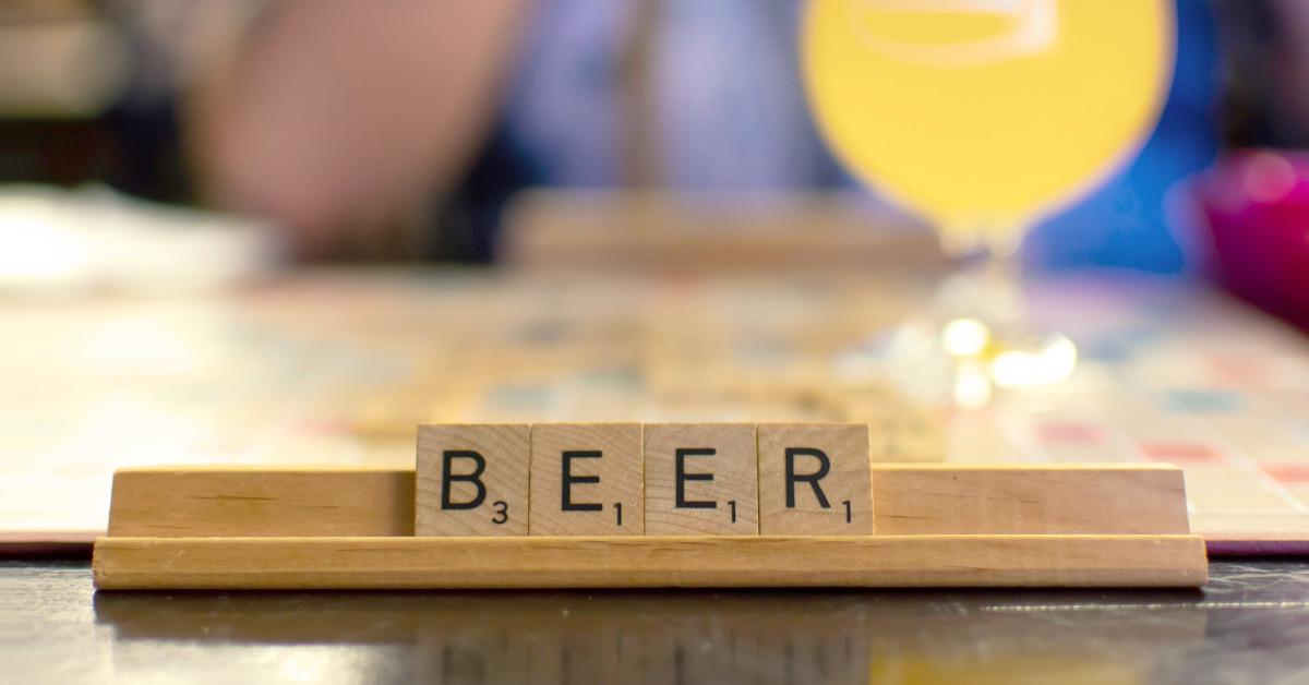 Giochi da tavolo e le birre da bere giocando