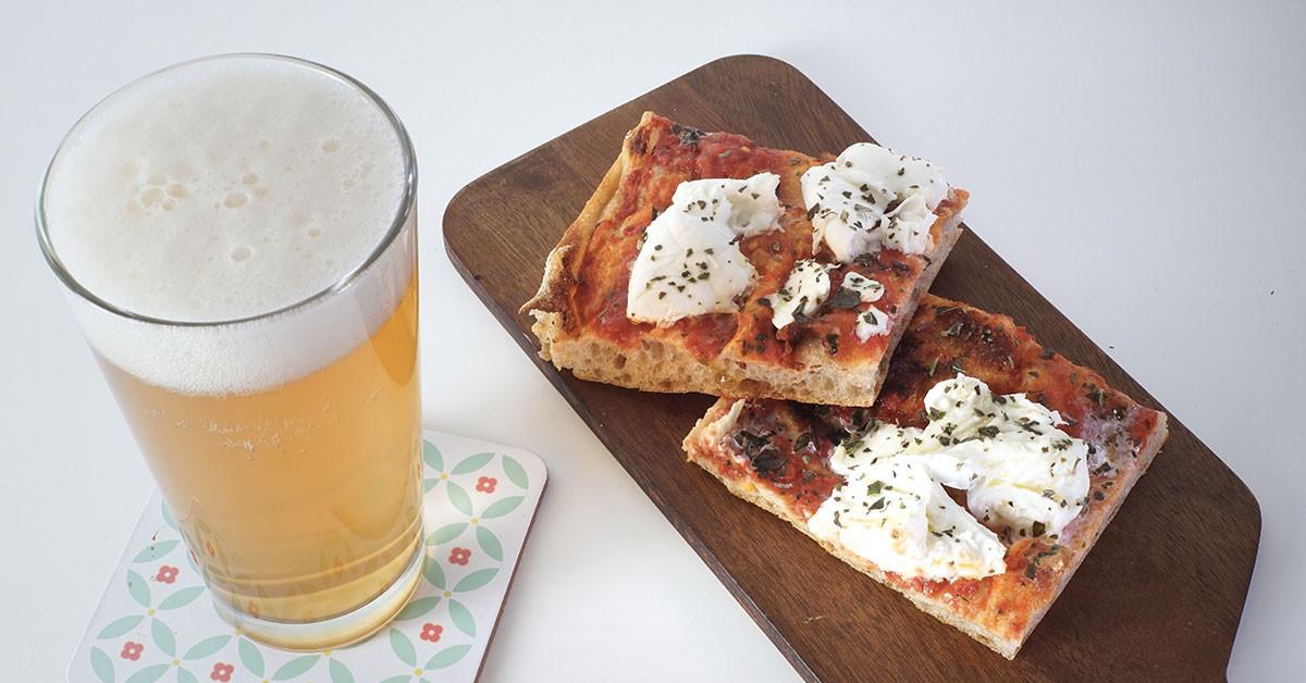 4 modi per abbinare pizza e birra