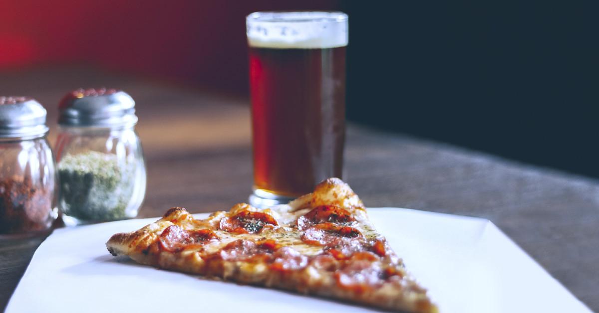 5 gustose pizze e le birre in abbinamento