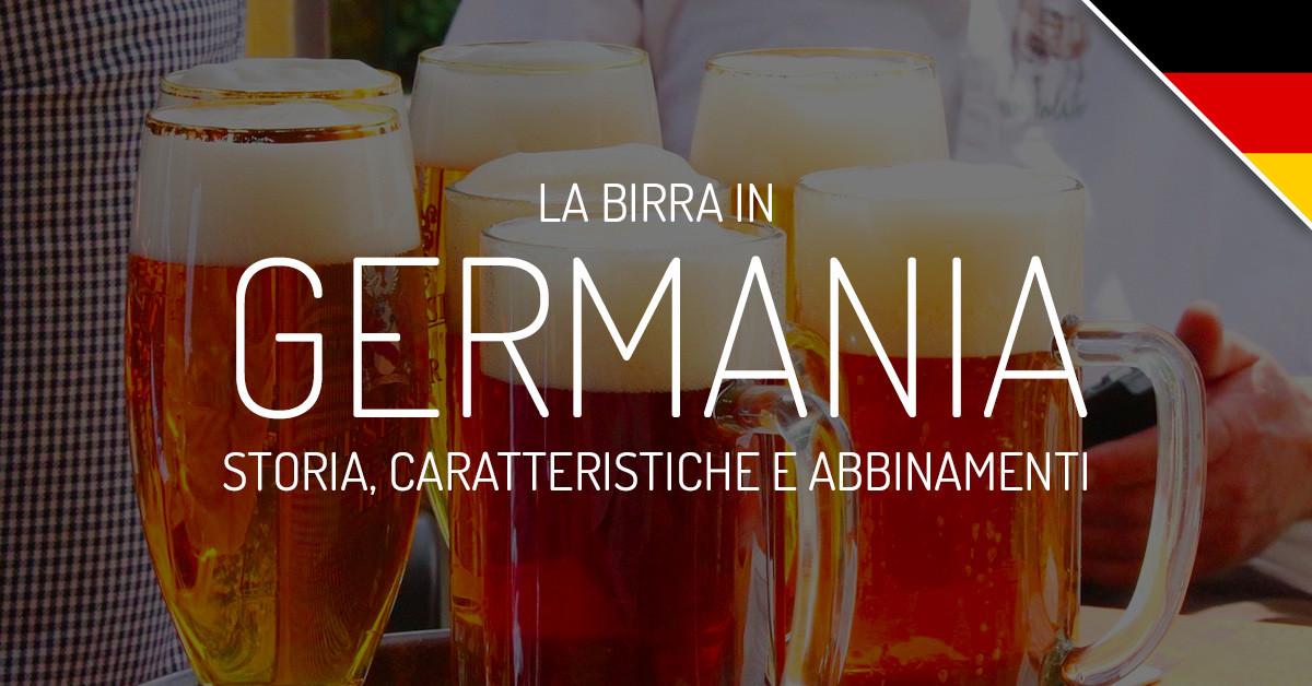 Birra Tedesca: storia, caratteristiche e birrifici