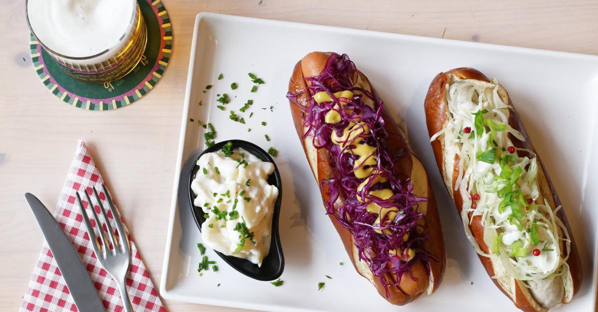 5 deliziosi hot dog da provare e gli stili di birra in abbinamento