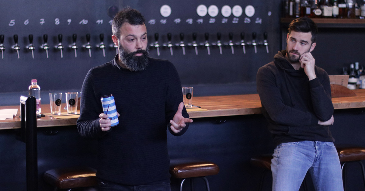 Alla scoperta di CRAK Brewery, luppoli selezionati e nuove lattine