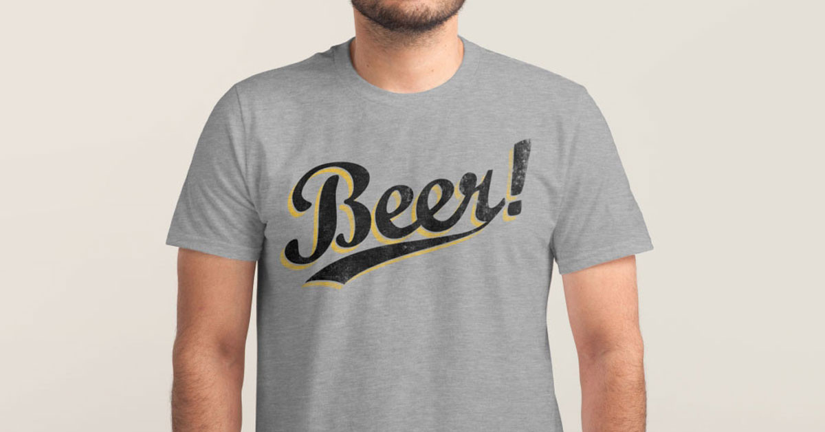 10 beer t-shirt che vorresti avere nell'armadio