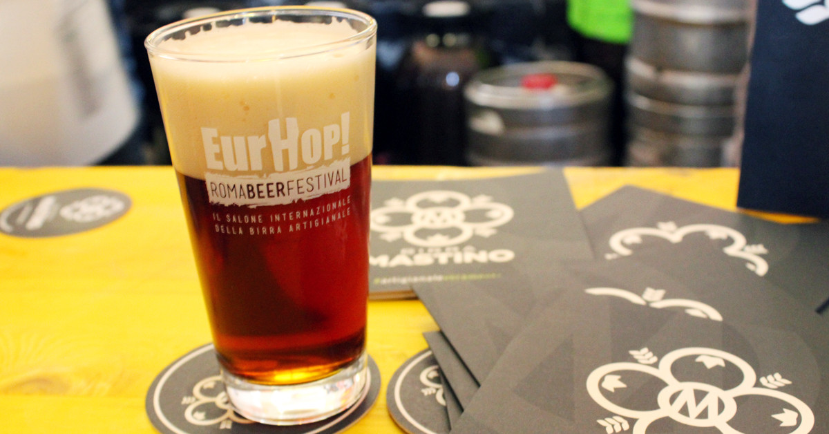 Eurhop 2018 in 10 birre italiane